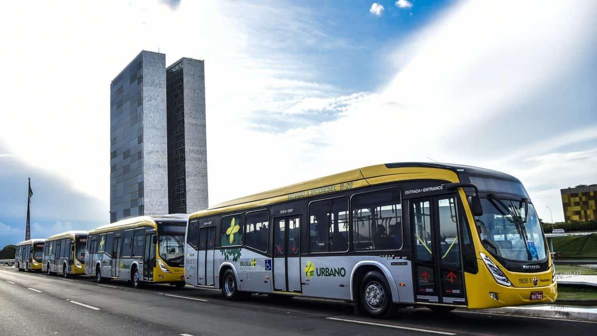 Lançamento do B20 em Brasília