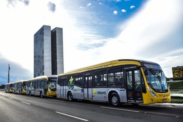 biodiesel B20 em Brasília