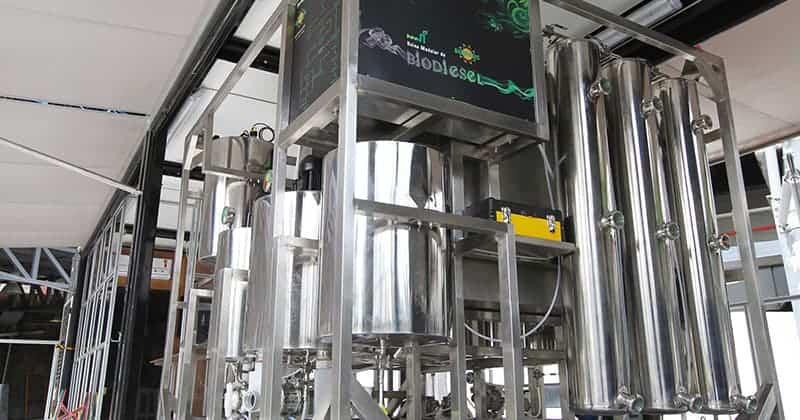 Integração reduz gases de efeito estufa na produção de biodiesel de soja