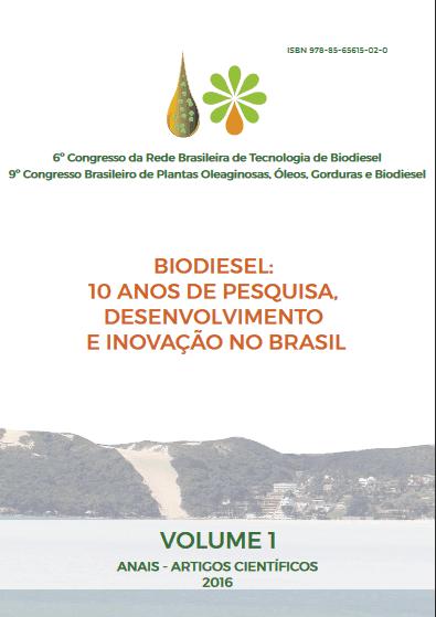 [ARTIGO] Potencialidade do nordeste brasileiro para a produção de biodiesel