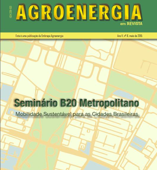 Agroenergia em Revista – especial Seminário B20 Metropolitano
