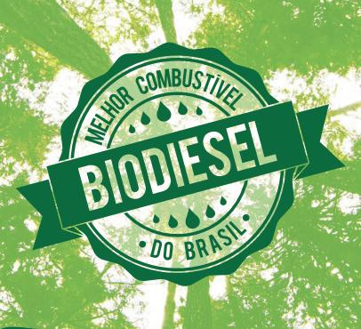 Folder – B20: Combustível do transporte sustentável