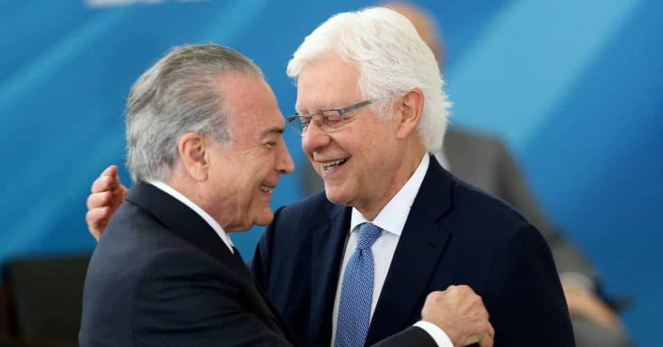 Moreira Franco é o novo ministro do MME
