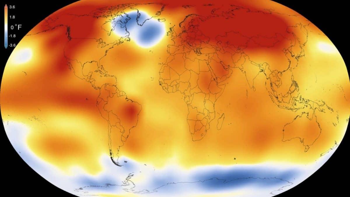 Aquecimento global e emissão de gases do efeito estufa alcançam níveis recordes