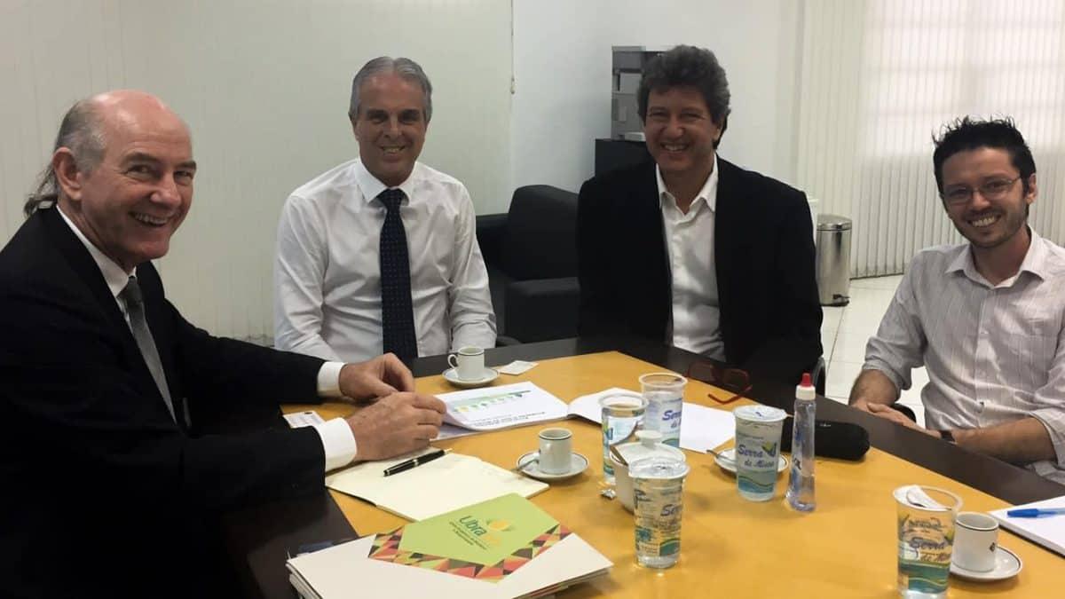 Ubrabio apresenta proposta do B20 à prefeitura de Campinas-SP