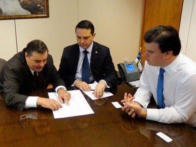 Expansão do biodiesel no Brasil foi tema de audiência com ministro Fernando Coelho Filho
