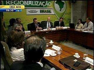 Secretário busca apoio em Brasília para incentivar biodiesel no RS