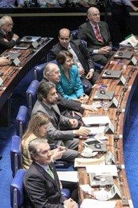 Sessão solene no Senado homenageia 60 anos da Petrobrás