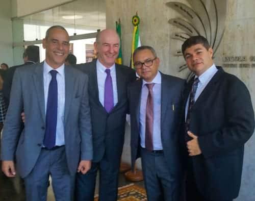 Aurélio Amaral toma posse como diretor da ANP