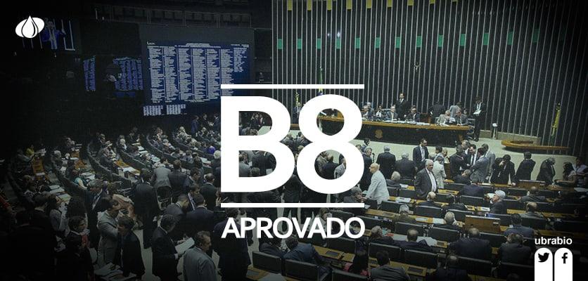 Câmara aprova aumento da mistura de biodiesel no Brasil