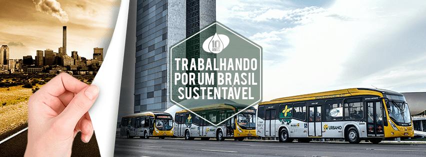 Ubrabio 10 anos: o melhor combustível do Brasil
