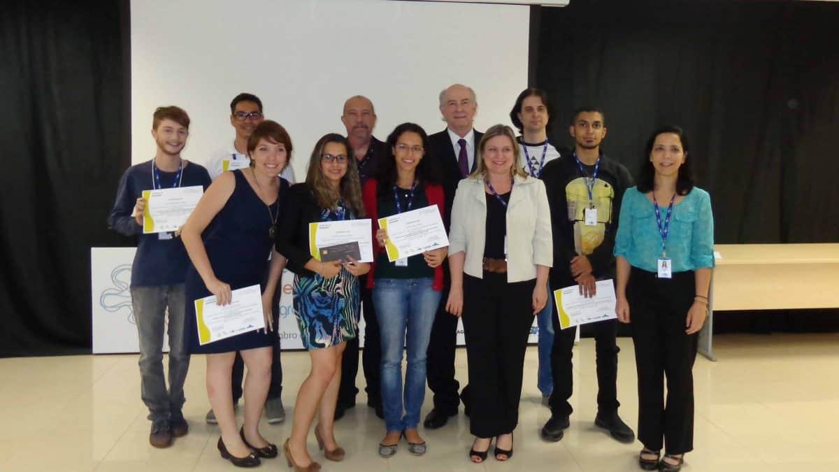 Trabalhos sobre biotecnologia industrial foram apresentados na Embrapa Agroenergia