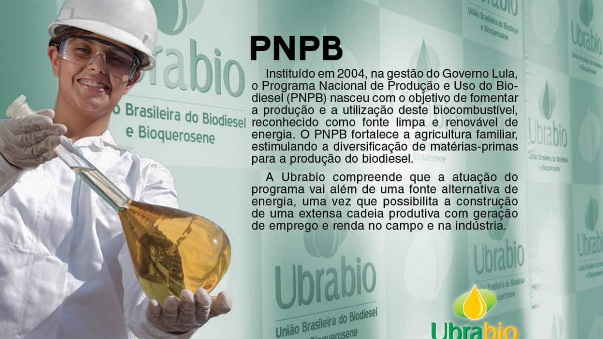 Programa Nacional de Produção e Uso do Biodiesel – PNPB