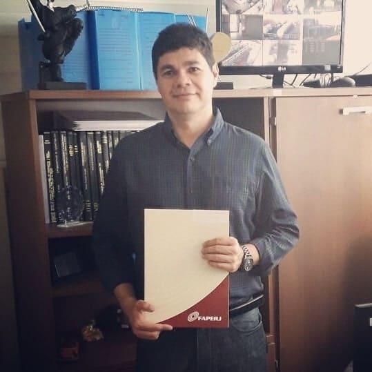 Consultor da Ubrabio recebe prêmio Cientista do Estado