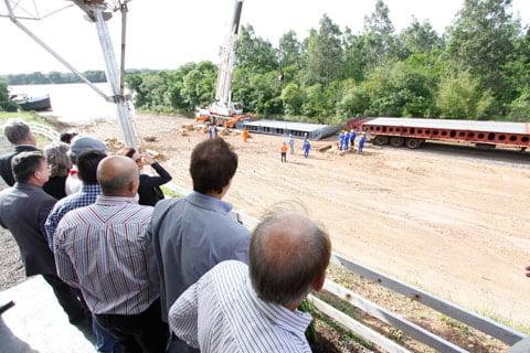 Intecnial construirá um estaleiro em Triunfo