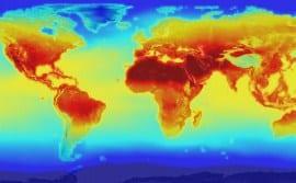 Direto da Nasa: estudo prevê as mudanças climáticas até o ano 2100