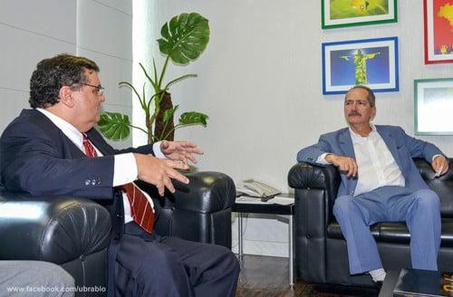 Ministro do Esporte demonstra interesse no uso do B20 nas cidades-sede da Copa do Mundo