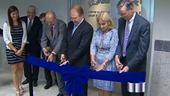 Centro foi inaugurado nesta quarta-feira (14) em São José dos Campos