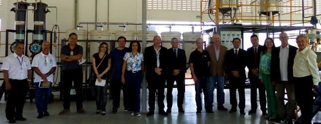 Brasília vai produzir biodiesel com óleo de fritura