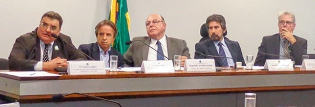 Ubrabio apresenta propostas à Comissão Mista que analisa a MP do Biodiesel