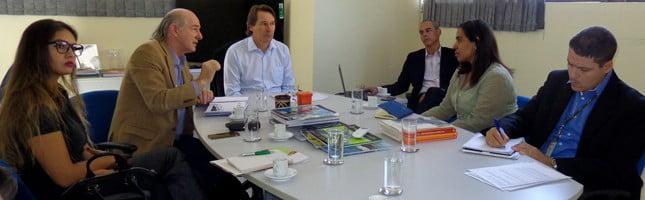 Ubrabio e MMA discutem ações sustentáveis