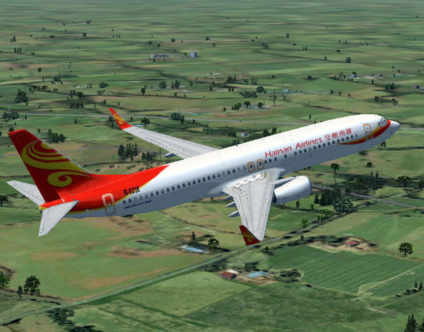 Aérea chinesa faz 1º voo comercial movido a óleo de cozinha do país