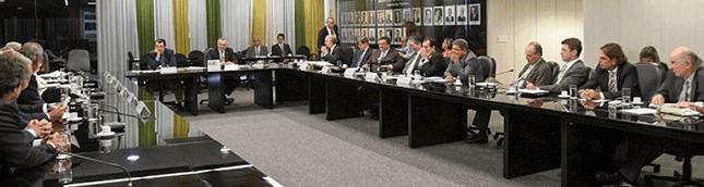 Ubrabio participa de reunião com novo ministro de Minas e Energia