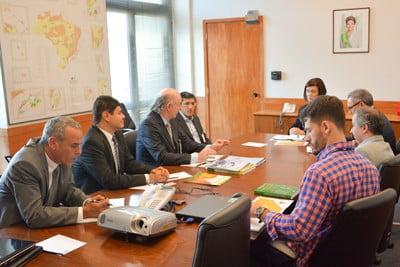 Ubrabio é recebida em audiência pela diretora-geral da ANP