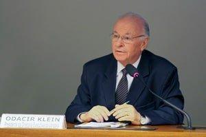 Odacir Klein fala na Câmara sobre sebo bovino e impacto ambiental do biodiesel
