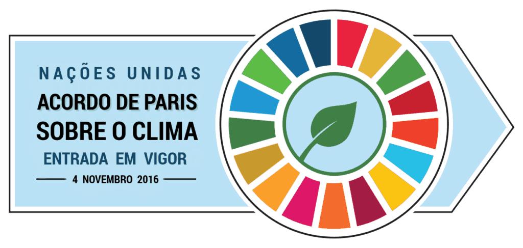 Evento marca entrada em vigor do Acordo de Paris nesta sexta-feira (4)