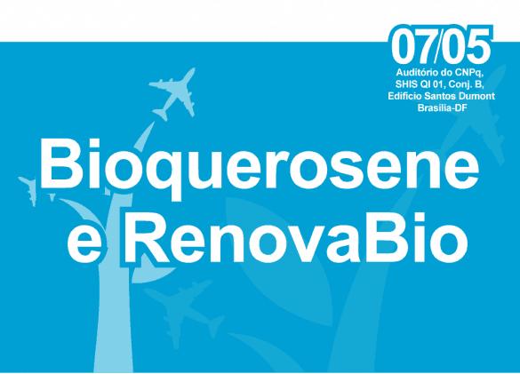 Biocombustíveis de aviação devem decolar com RenovaBio