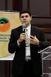 Biodiesel a partir de microalgas é discutido em Workshop