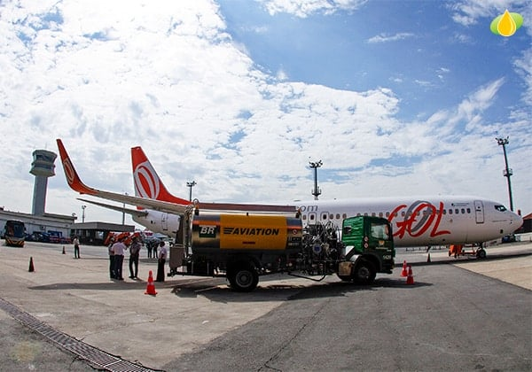 Biocombustíveis são aposta das aéreas para reduzir emissões