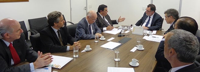 Ubrabio apresenta propostas para fortalecimento da agricultura familiar ao MDA