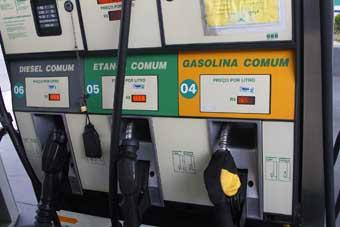 Estudo mostra impacto da redução no uso de combustíveis