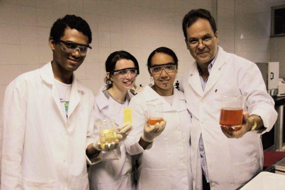 Alunos do IFCE do Cariri criam reator de biodiesel mais barato do mundo