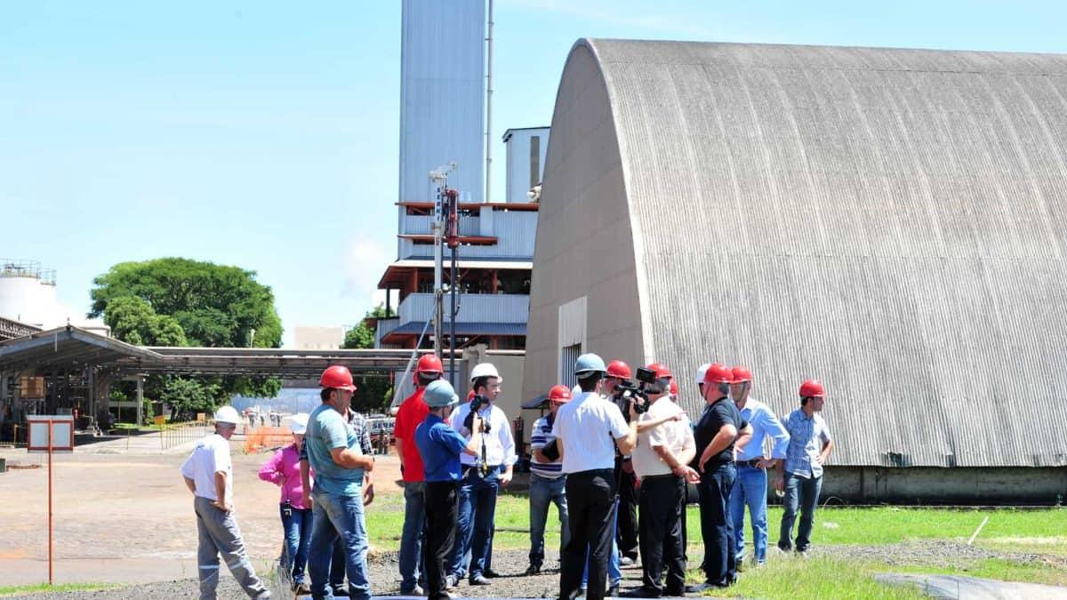 Bianchini recebe agricultores familiares em sua unidade de biodiesel e consolida a parceria