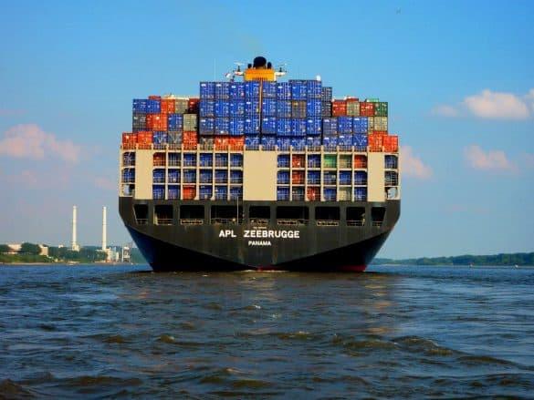 Acordo sobre emissões da navegação será fechado nesta semana