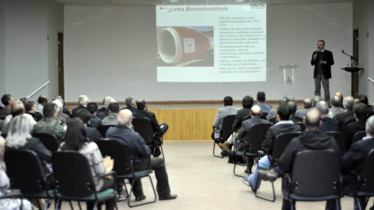 Launching of the Plataforma de Bioquerosene e Renováveis da Zona da Mata