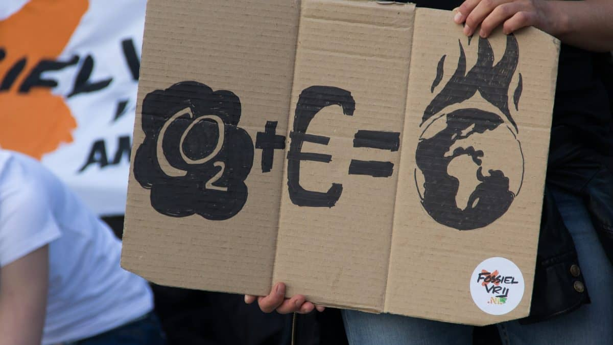 Jovens fazem greves para exigir mais proteção do planeta
