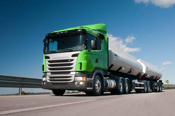 scania, combustíveis fósseis, biodiesel, diesel