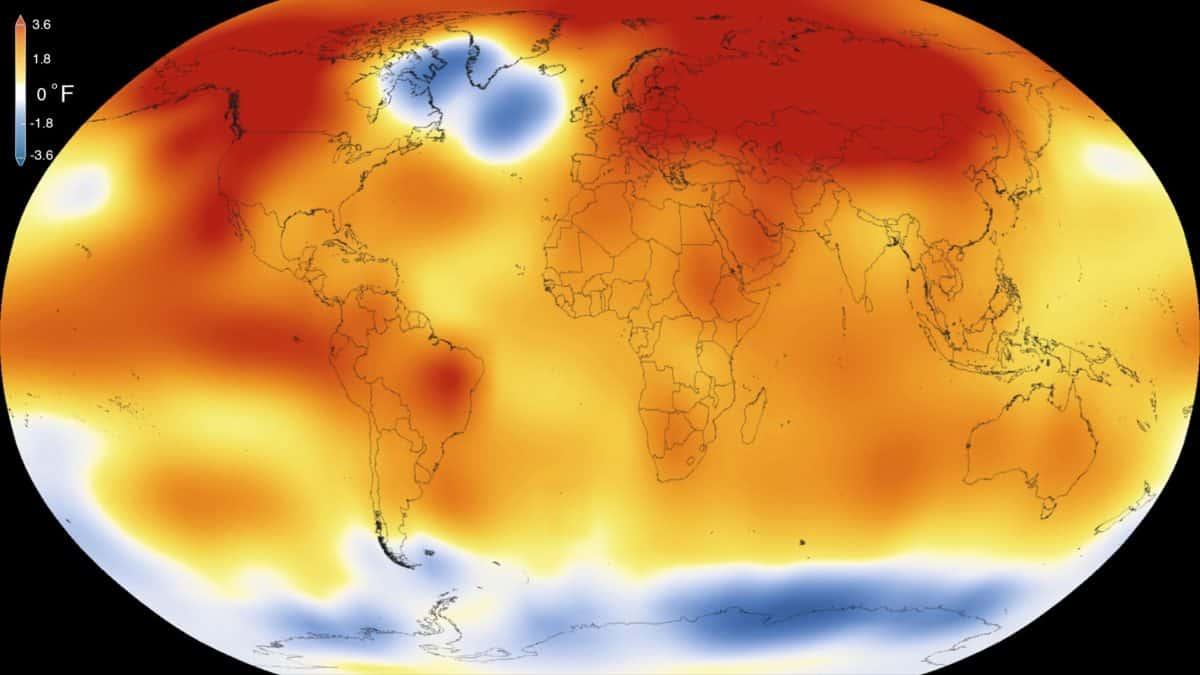 Emissão de CO2 registrou máximo histórico em 2017, diz relatório