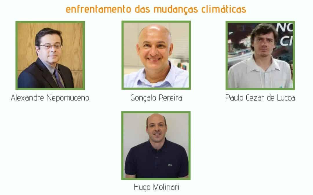 Especialistas falam de biotecnologia e mudanças climáticas em evento da Embrapa
