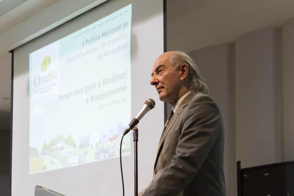 Ubrabio participa de lançamento da Análise de Conjuntura dos Biocombustíveis, nesta quinta