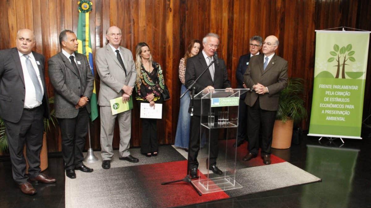 Frente Parlamentar defende estímulos econômicos para a preservação do meio ambiente