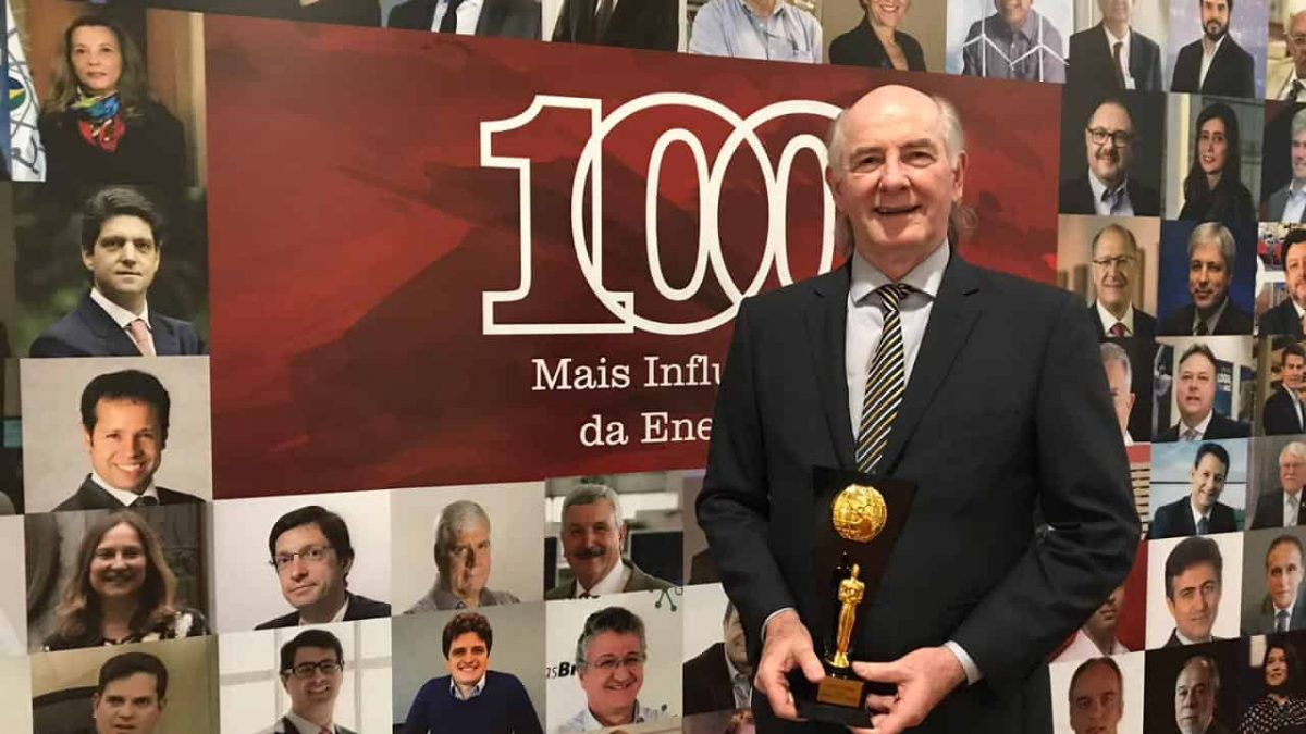Superintendente da Ubrabio é eleito Referência entre os 100 mais influentes da Energia