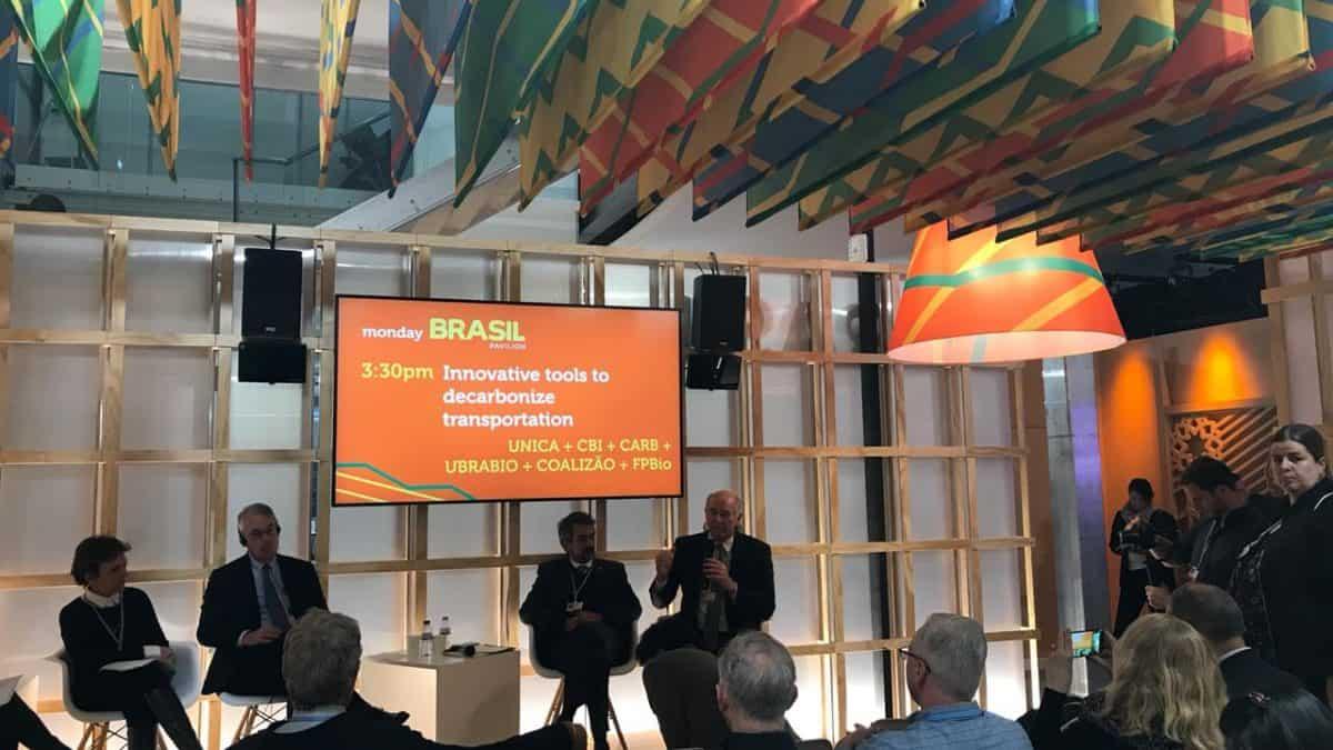 """""""RenovaBio vai alavancar investimentos nos próximos anos"""", afirma Ubrabio em conferência da ONU"""