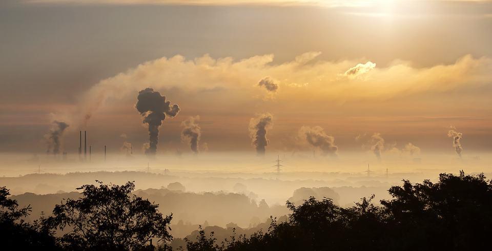 Cientistas projetam aumento das emissões globais de CO2 para 2018