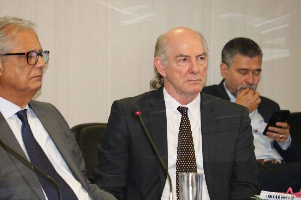 Reunião do ministro Bento Albuquerque com associações do setor de Petróleo, Gás e Biocombustíveis - Foto: Nayara Machado/Ubrabio