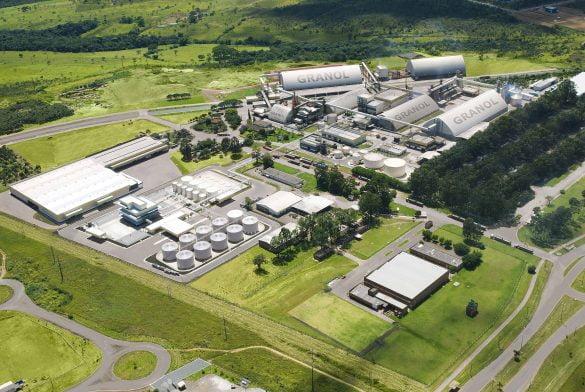 indústria de biodiesel